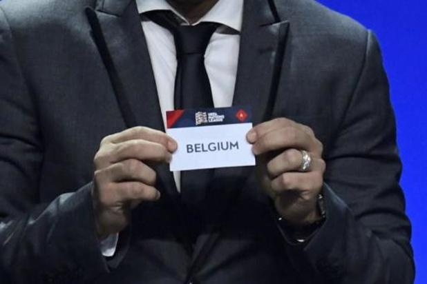 Les Diables Rouges retrouveront la France en demi-finales de la Ligue des Nations