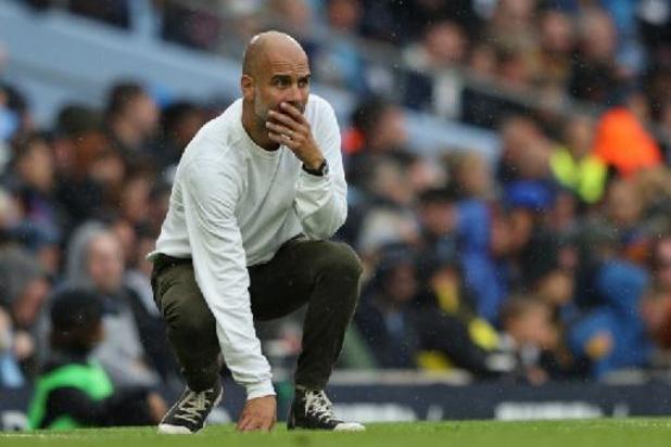 Premier League - Guardiola wil in 2023 stoppen als coach van Manchester City