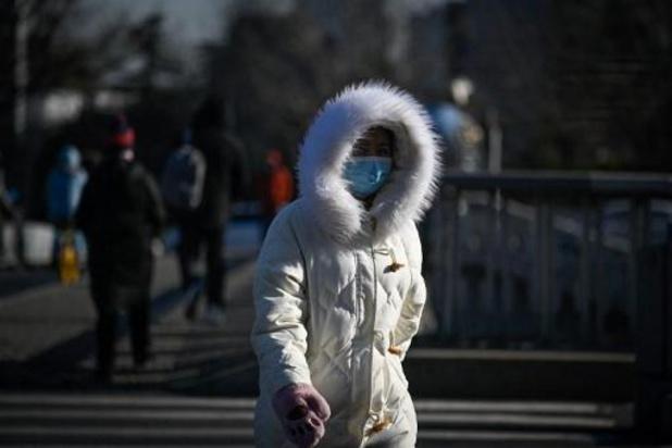 Pékin grelotte par -19, au plus froid depuis 50 ans