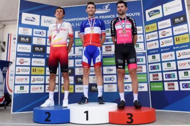 Les championnats de France de cyclisme reprogrammés en octobre