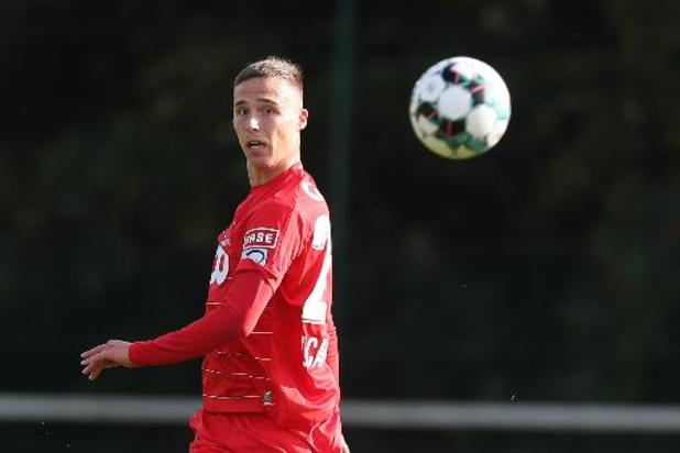 Standard ontbindt het contract van Joachim Carcela