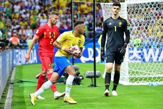 Neymar place les Diables parmi les favoris du Mondial