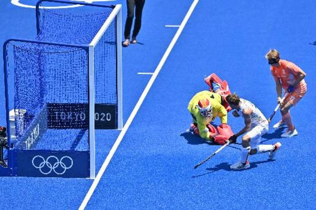 Les Red Lions renversent les Pays-Bas en ouverture, grâce à un triplé de Hendrickx