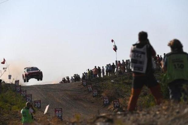 WRC: Le Français Ogier gagne le Rallye de Turquie, Thierry Neuville seulement 8e