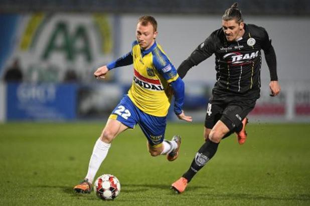 Proximus League - Westerlo bat Lokeren 3-2 et prend la tête de la seconde tranche