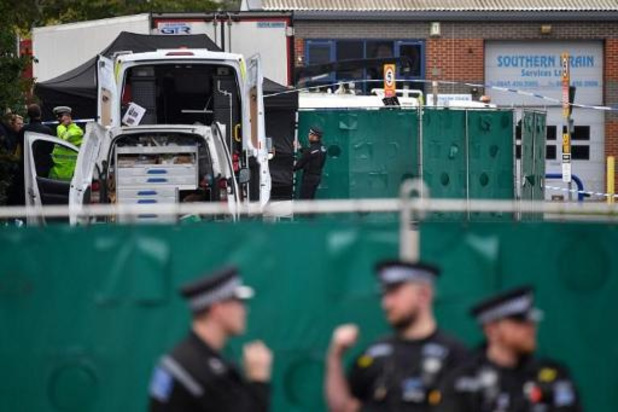 Doden in vrachtwagen Essex: politie pakt Noord-Ierse verdachte op