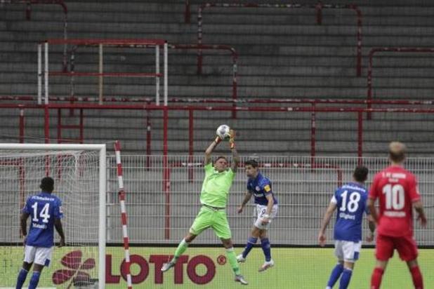 L'Union Berlin et Schalke 04, avec Benito Raman, se quittent sur un partage