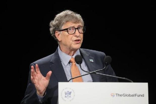 Bill Gates zakt naar vijfde plaats op ranglijst van rijkste mensen