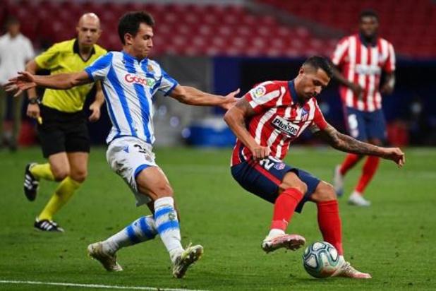 Belgen in het buitenland - Januzaj trapt Real Sociedad naar Europa League