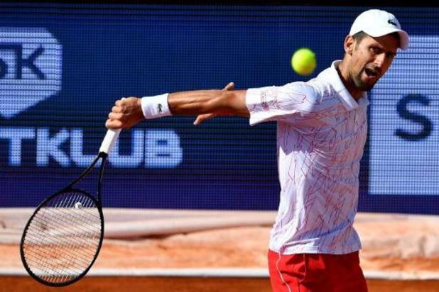 Novak Djokovic également testé positif au Covid-19