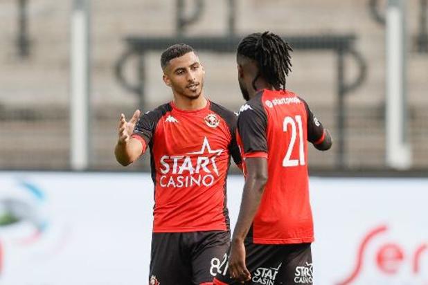 Jupiler Pro League - Seraing renverse le Cercle (2-1) et remporte sa deuxième victoire de la saison