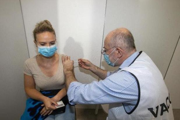 Le taux du personnel vacciné pourra être connu des entreprises