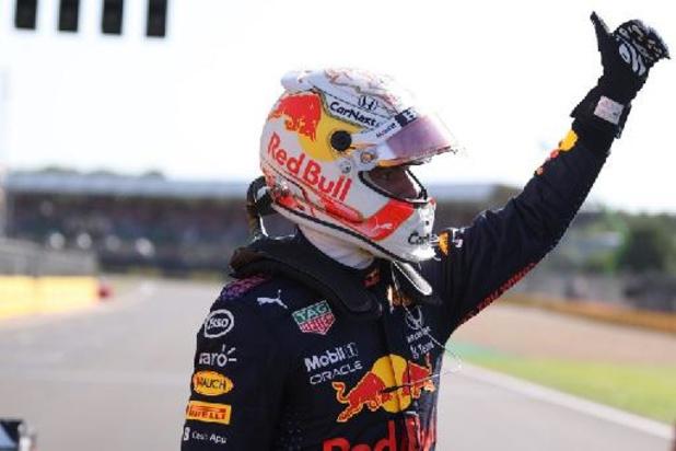 Verstappen pakt pole in Spa-Francorchamps, Russell verrast met P2