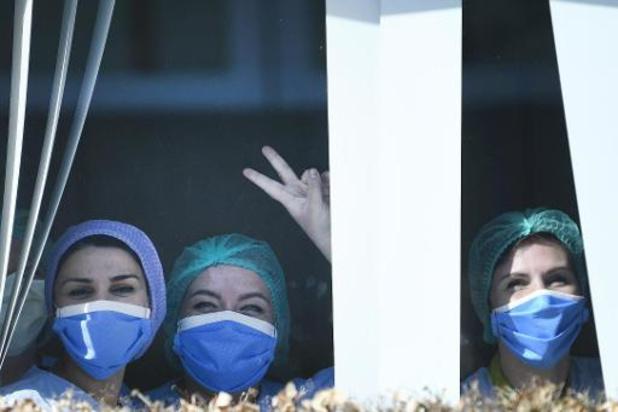 Universitaire ziekenhuizen vragen samen om giften en applausfilmpjes