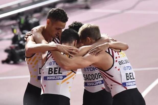 """Mondiaux d'athlétisme - """"Meilleurs Européens, on veut être parmi les meilleures mondiaux à Doha"""""""