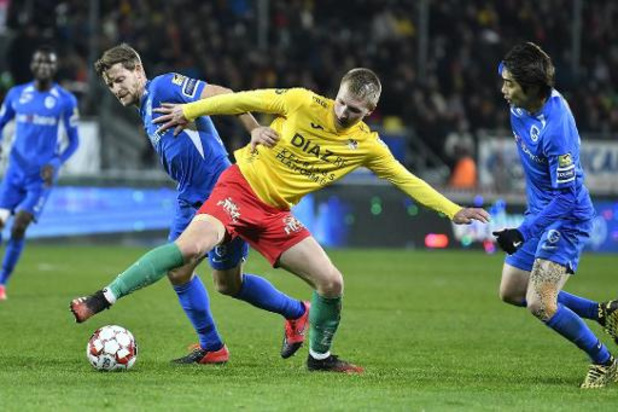Jupiler Pro League - Courtrai accueille Ante Palaversa