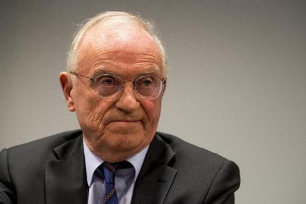 Luc Van den Brande wordt niet gehoord in parlement