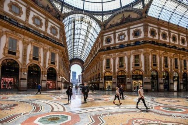 Ondanks versoepeling lockdown geen overrompeling in Italiaanse straten