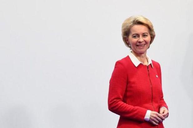 Von der Leyen slaapt nog niet in Berlaymontgebouw