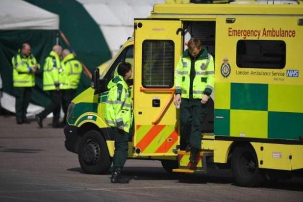 684 nieuwe sterfgevallen in Groot-Brittannië