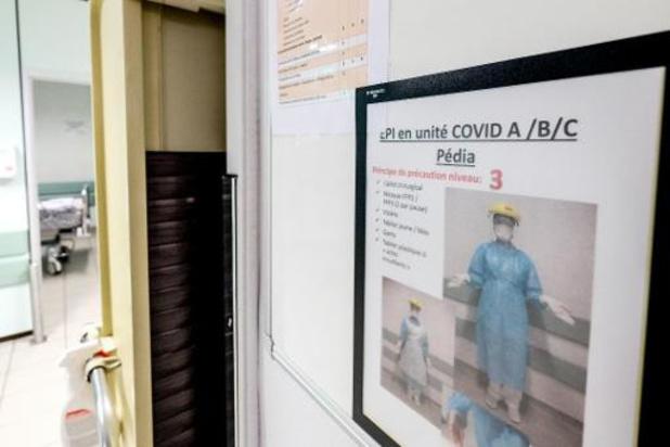 Un test rapide sur base de l'air expiré en développement à Louvain