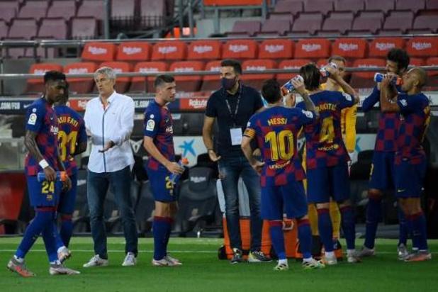 Ligue des Champions - Barcelone joue le match de la dernière chance face à Naples