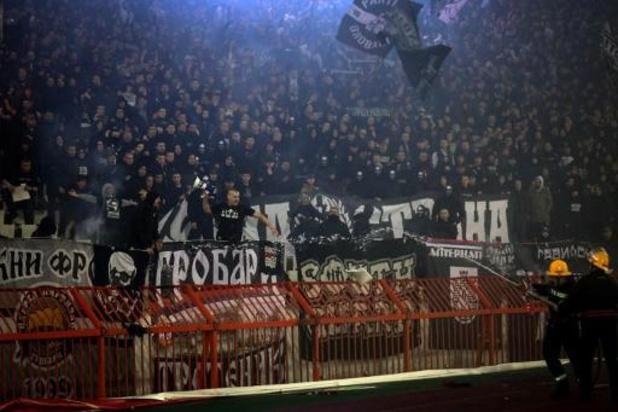 Partizan verslaat grote rivaal Rode Ster voor vol stadion op weg naar bekerfinale