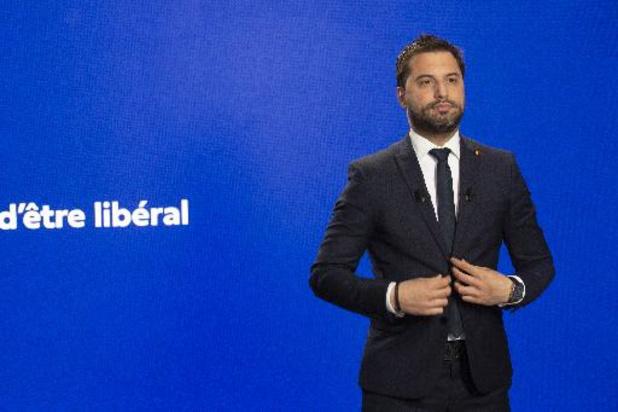 """Bouchez: """"PS-standpunt over dragen religieuze tekenen is 'Trojaans paard'"""""""
