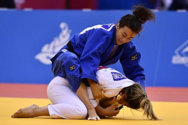 Grand Slam judo Düsseldorf - Gabriella Willems pakt zilver in eerste GS-finale