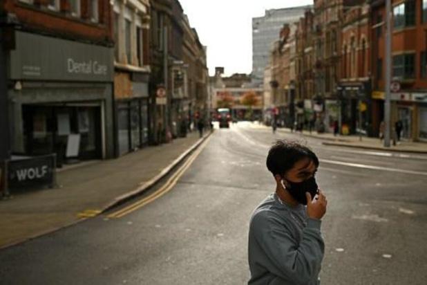 Werk van Banksy in Nottingham verkocht en uit gevel gehaald