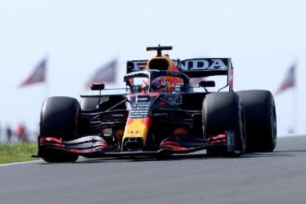 Max Verstappen is snelste in derde oefensessie voor Nederlandse GP