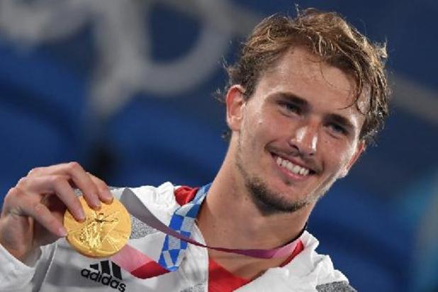 L'Allemand Alexander Zverev renonce à la Coupe Davis