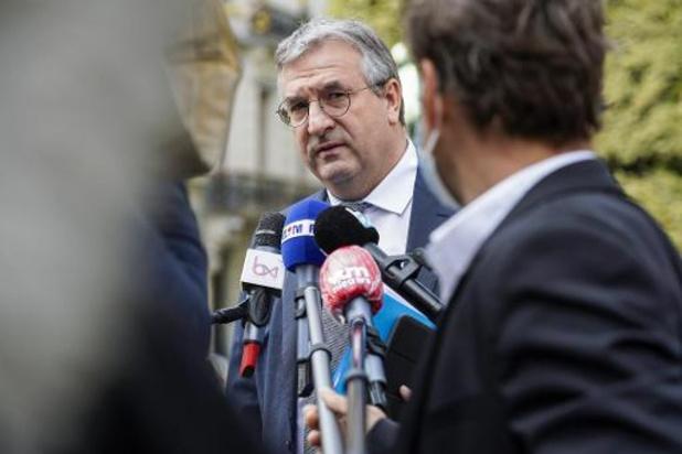Nationale Veiligheidsraad over mogelijke versoepelingen van start gegaan