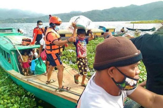 Filipijnen evacueren miljoen mensen wegens tyfoon Goni