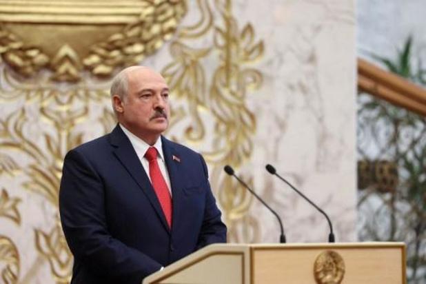 """""""Geen president meer eens nieuwe grondwet van kracht wordt"""" (Loekasjenko)"""