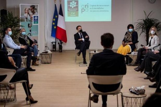 Frankrijk wil komende weken honderden vaccinatiecentra openen