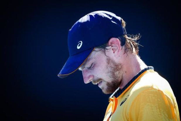 """ATP 250 Montpellier - David Goffin à Montpellier : """"Il est clair que je dois essayer de me libérer"""""""