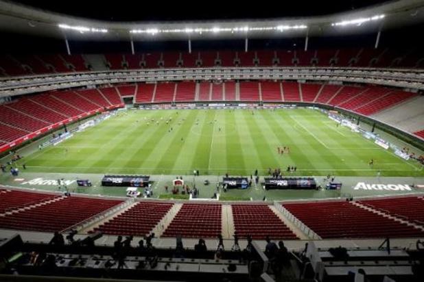 Le tournoi de clôture de foot mexicain sur console FIFA 20