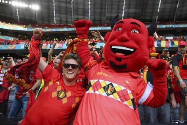 KBVB houdt minstens 35.000 tickets klaar voor WK-kwalificatiematch België-Tsjechië