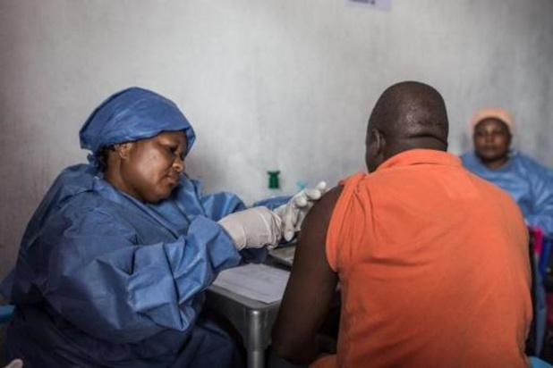 Ebola en RDC: succès pour la vaccination dans le nord-ouest