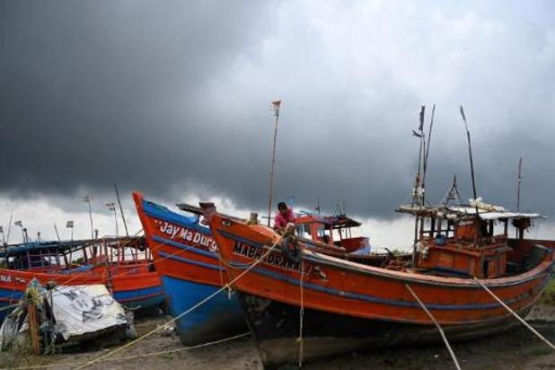 Inde: près de deux millions de personnes se mettent à l'abri du cyclone Yaas