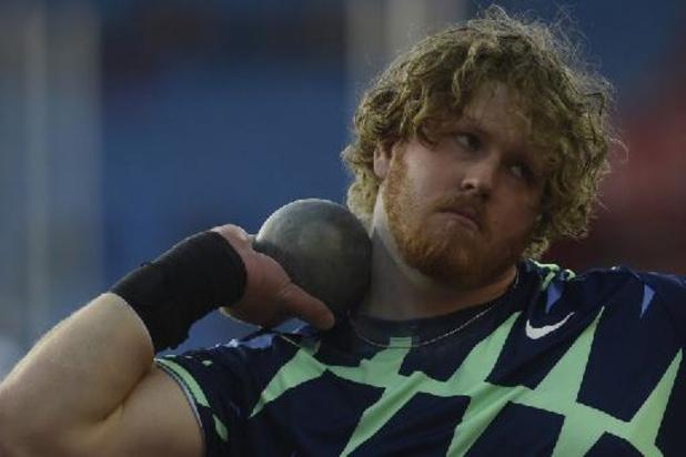 Ryan Crouser bat le record du monde du lancer du poids, vieux de 31 ans