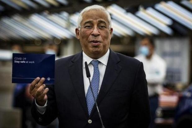 Confinement resserré dans la région de Lisbonne pour enrayer la contagion