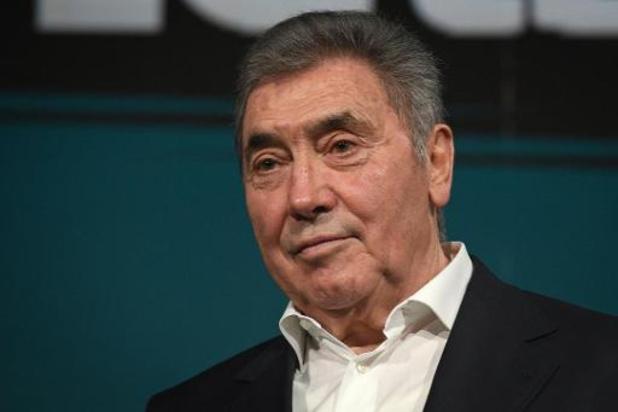 Giro-organisatie wil ronde niet inkorten, ook Eddy Merckx hoopt op volledige editie