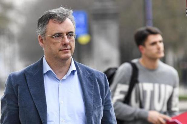 Soins de santé: Joachim Coens veut faire de la revalorisation du personnel une priorité