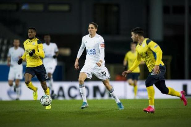 Proximus League - Geen doelpunten in Oud-Heverlee Leuven - Union