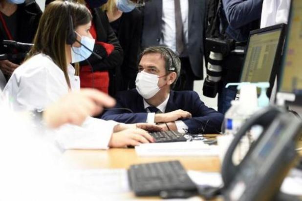 Frankrijk gaat elke maand 1 miljoen kinderen en leerkrachten testen
