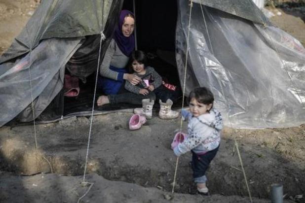 Grieks migrantenkamp in quarantaine na coronabesmettingen