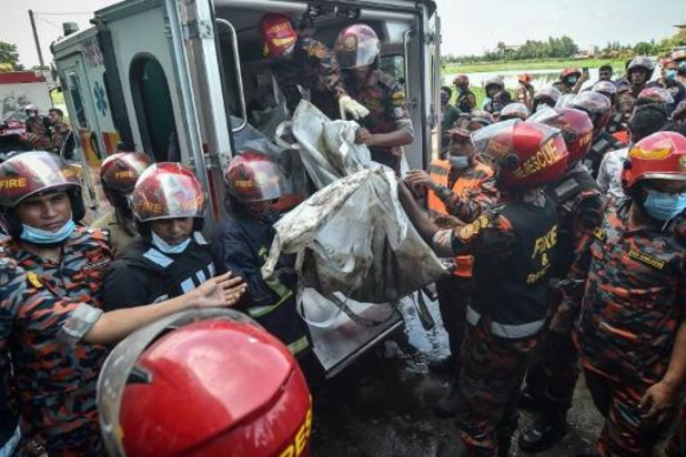 Meer dan 40 doden bij brand in fabriek in Bangladesh