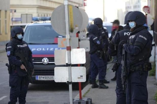 Lutte contre le terrorisme: la police autrichienne lance plus de 60 perquisitions